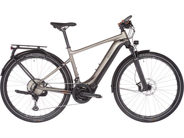 Giant Explr E+ 0 Pro GTS, metallic brown/black satin-matt-gloss